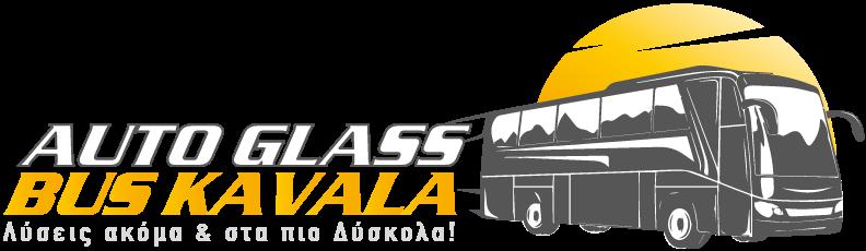 Auto Glass Bus Kavala
